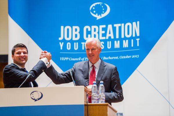 Job Creation Youth Summit, Bucharest