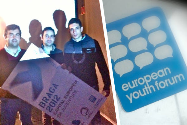 """Centre Right """"Trio"""" gets historic result in European Youth Forum's AC Elections"""