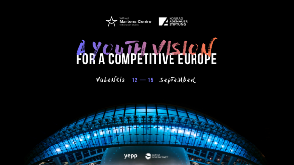 A Youth Vision for a Competitive Europe