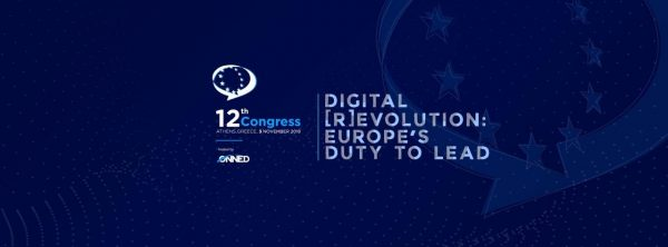 YEPP Congress: Digital [r]evolution: Europe's duty to lead
