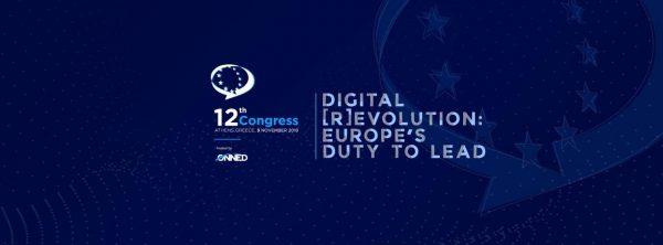 YEPP Congress: Digital [r]evolution: Europe's duty to lead