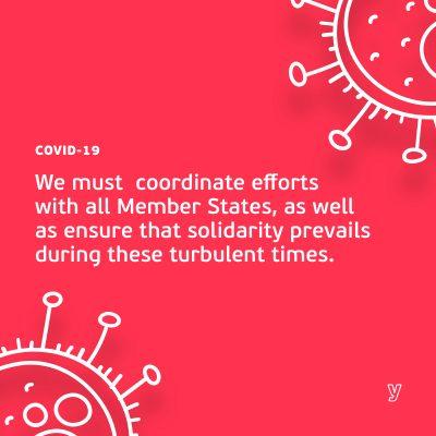 YEPP Statement regarding COVID-19