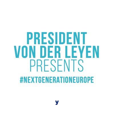 Recovery Plan: President von der Leyen presents #NextGenerationEurope