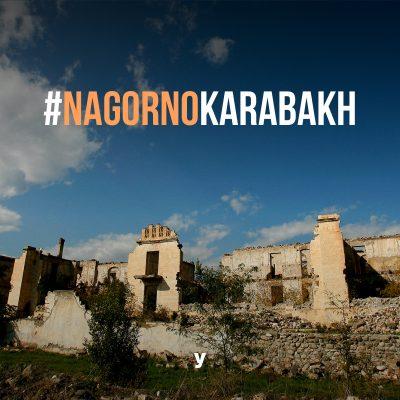 Statement from YEPP President Lidia Pereira on Nagorno-Karabakh conflict
